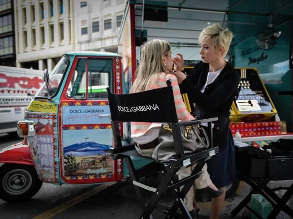 Ape Car Dolce & Gabbana
