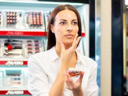 Shiseido e profumerie Douglas insegnano la bellezza….GIAPPONESE